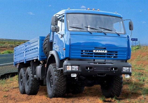 КамАЗ-43114: описание, технические характеристики