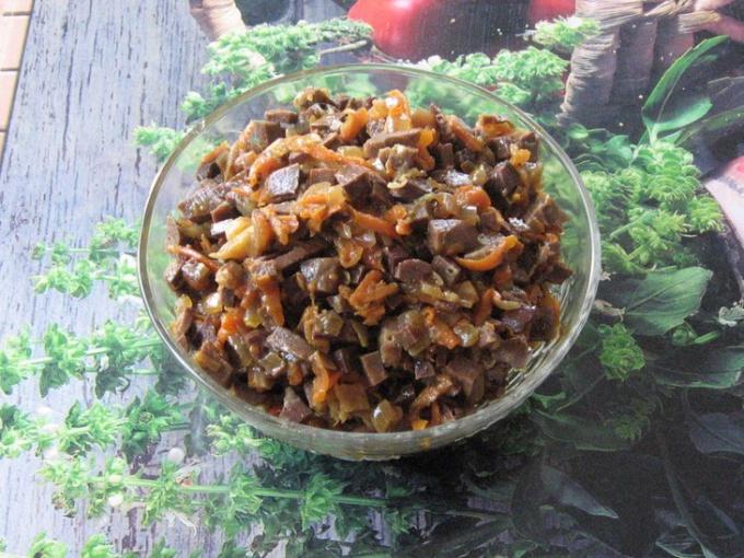 Блюда из свиного легкого вкусны и полезны