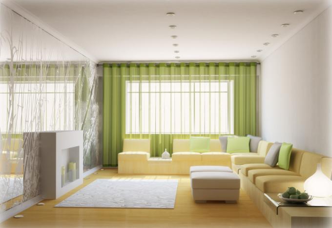 Расширяем пространство: дизайн узкой комнаты