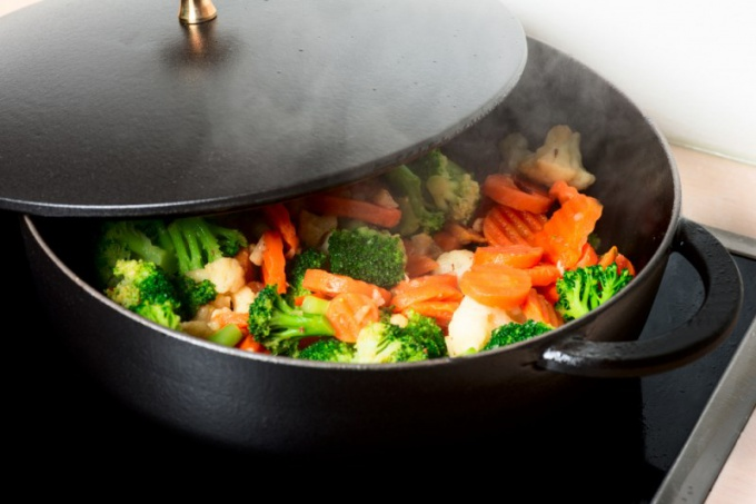 Что значит припустить в кулинарии