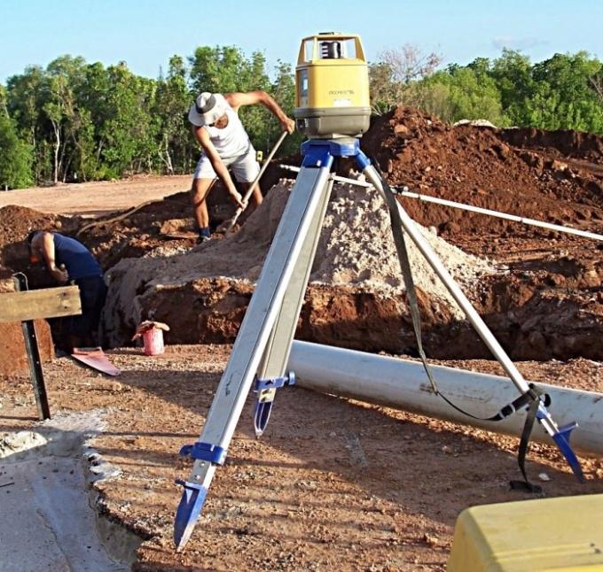 Нивелир – устройство для измерения разницы высот
