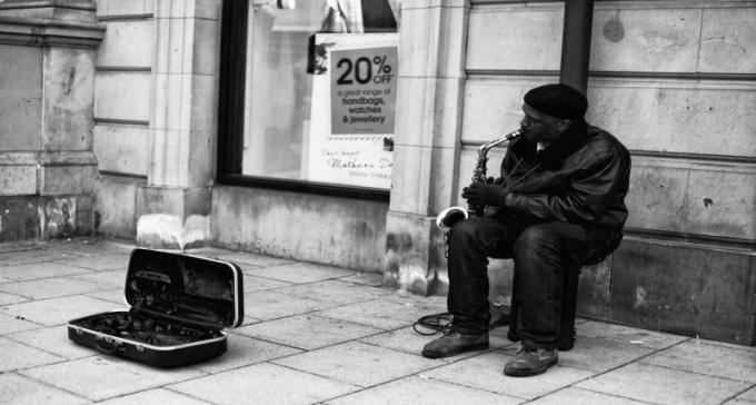 Саксофон стал неотъемлемой частью исполнения джазовой музыки