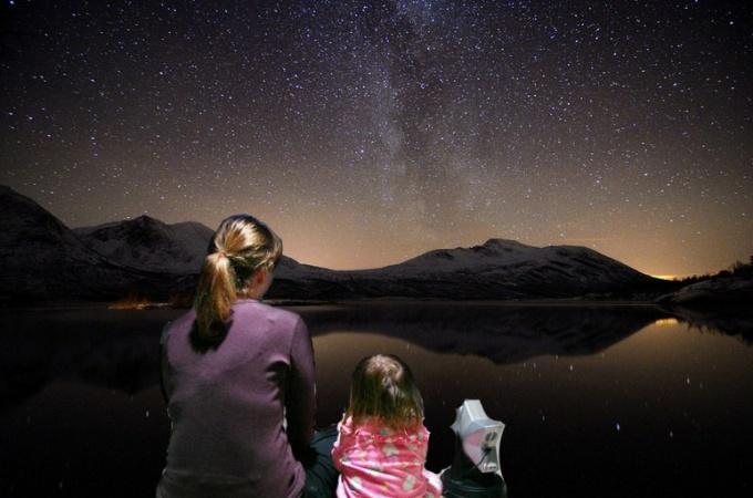 Проектор звездного неба - сказочное путешествие по ночному небосклону