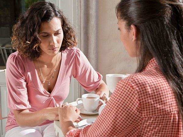 Подруге изменяет муж: сказать или промолчать