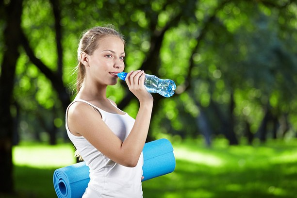The benefits of water for weight loss