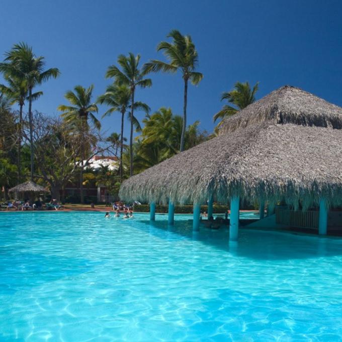 пальмовые рощи Доминиканы
