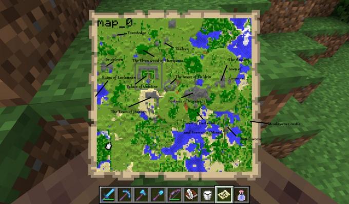 Как установить карту на Майнкрафт