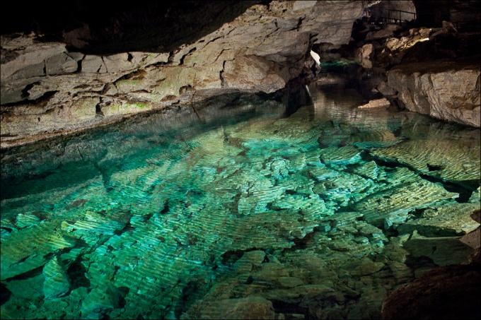 кунгурская пещера фото