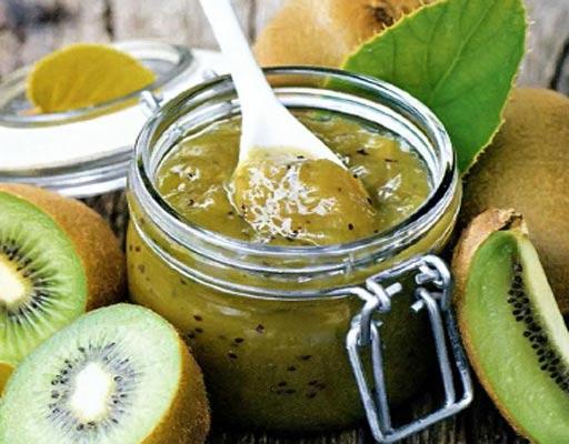Как приготовить варенье из киви и лимона