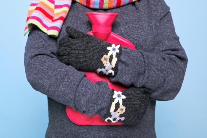 Почему при простуде мы чувствуем озноб