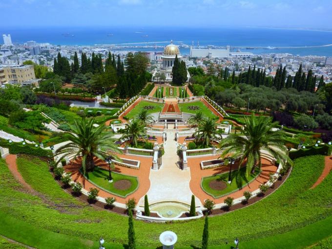 Тонкости летнего Израиля