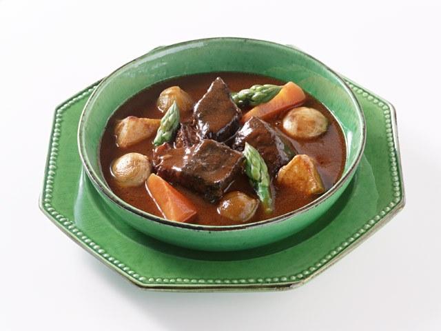 Как приготовить суп на говяжьем бульоне