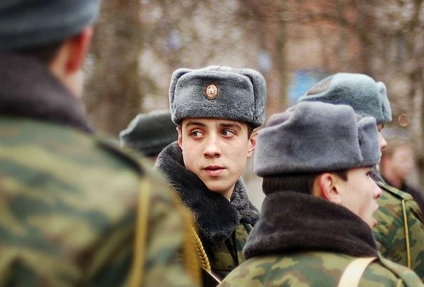 Что отправить парню в армию