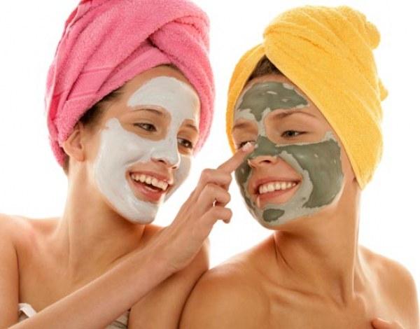 Как сделать маску с бадягой