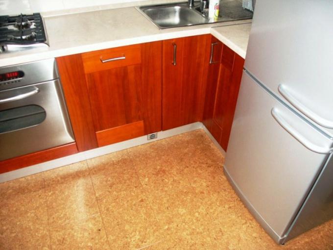 Как лучше сделать пол в кухне