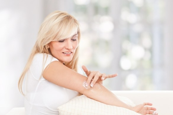 How to get rid of the dryness of elbows