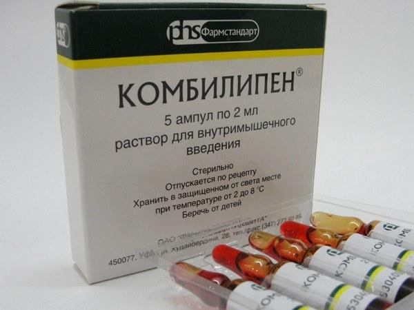 """""""Комбилипен"""": инструкция по применению"""