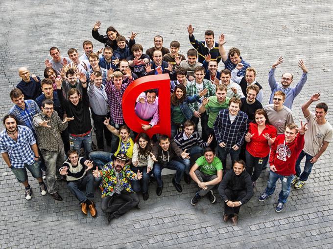 Сотрудники Яндекса.