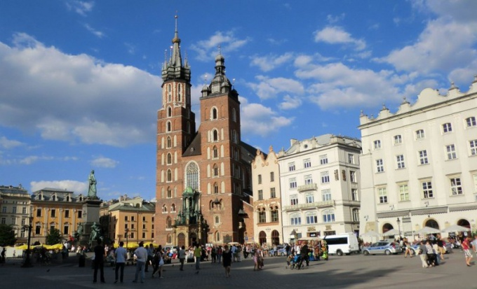 Как получить польскую визу