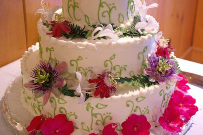 Мастика - кулинарное съедобное украшение торта
