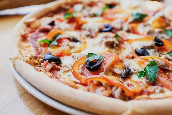 Как заказать пиццу на дом в 2017 году