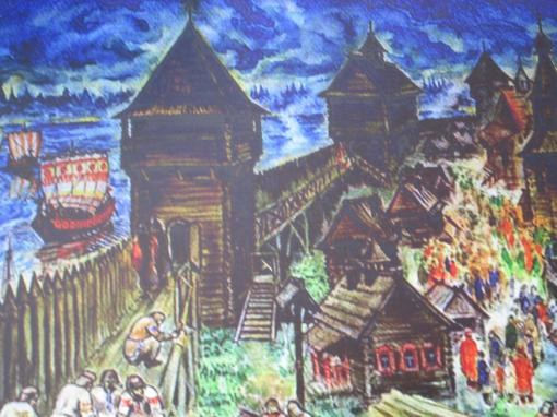 Что происходило на Руси в 9-12 веке