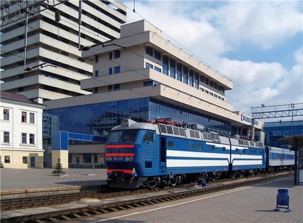 Фирменный поезд «Тихий Дон»