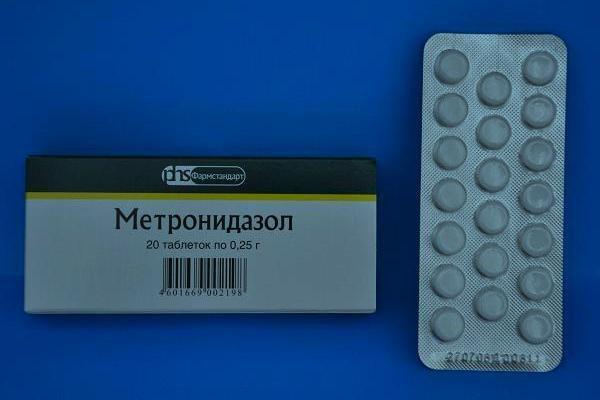 """""""Метронидазол"""": инструкция по применению"""
