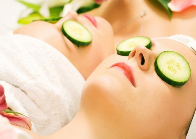 маски из овощей и фруктов