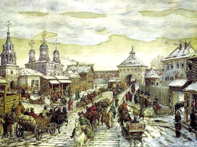 Как развивалась Россия в XVII веке