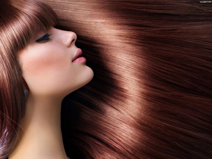 How to make hair biolamination
