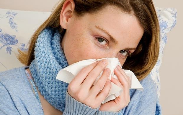 How to treat candidiasis in the nose