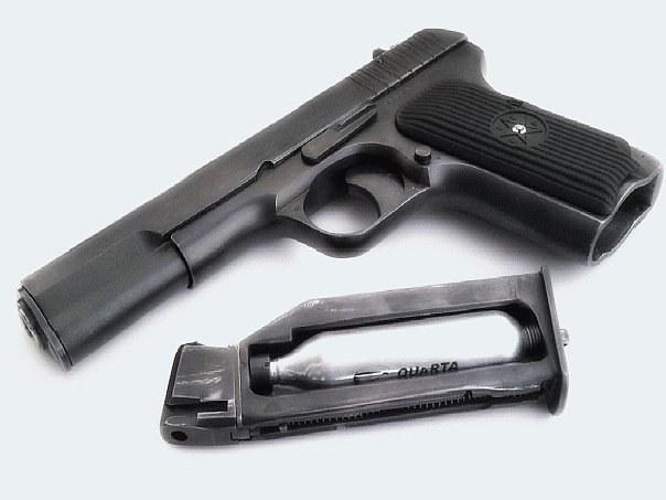 Как получить лицензию на пневматическое оружие