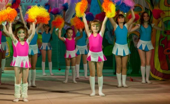 В конкурсе красоты детям помогает спортивная и танцевальная подготовка