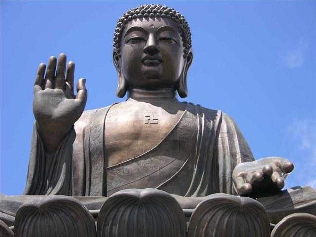 Будда - символ духовного просветления