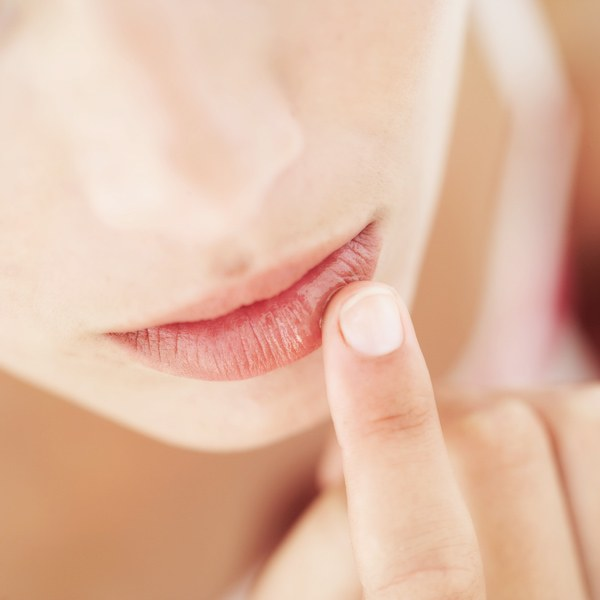 Почему возникает цианоз носогубного треугольника