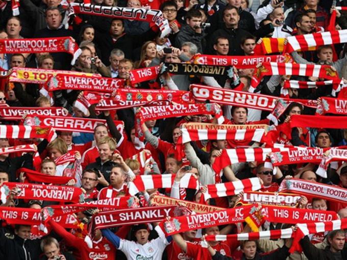 Фанаты — самая активная часть футбольных болельщиков