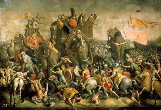 Кто разрушил Карфаген