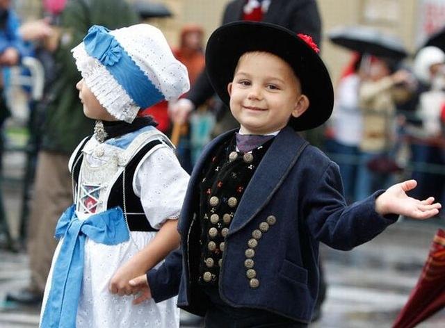 Какие праздники отмечают в Германии