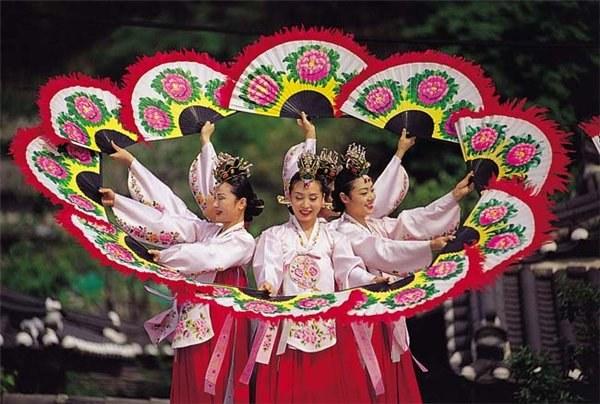 Новый год в Корее