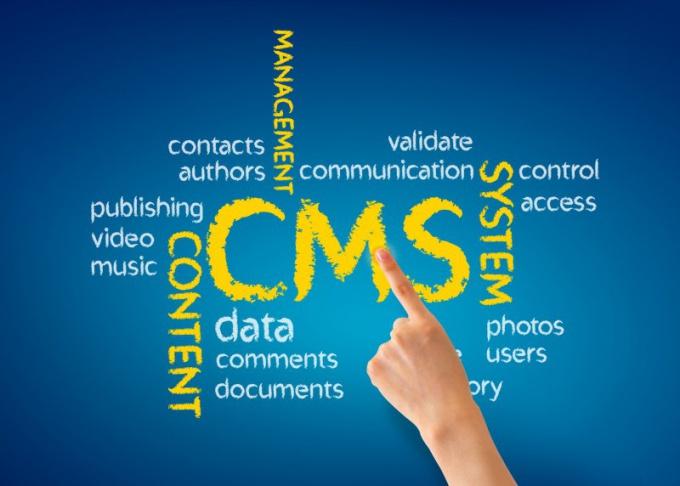 Какую cms лучше использовать для сайта-визитки