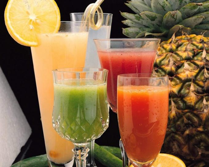 Самые вкусные напитки
