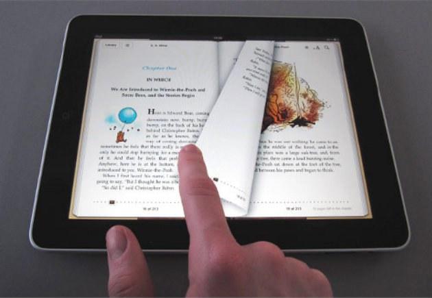 скачивание книг на планшет