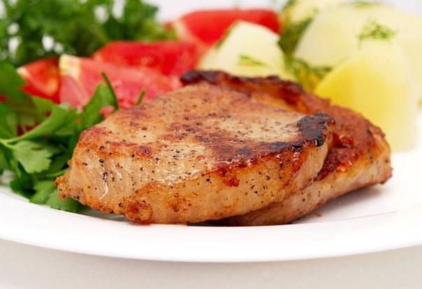 Как жарить мясо с коньяком