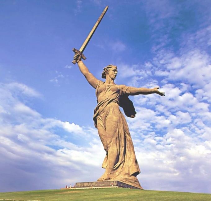 Самые красивые памятники