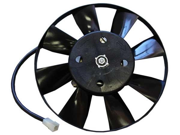 Внешний вид электрического вентилятора