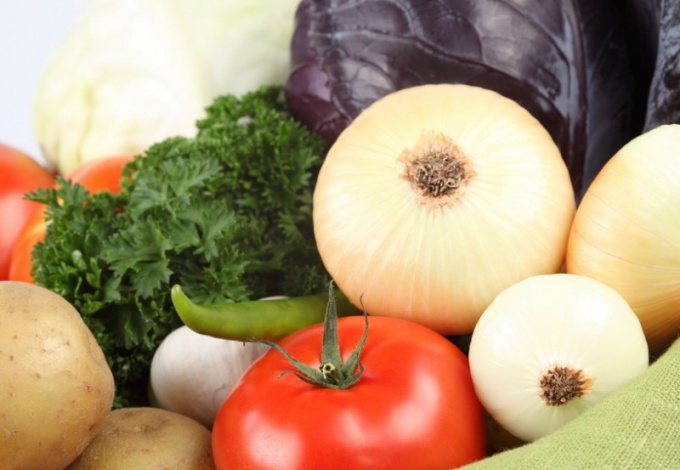 Какие овощи самые полезные