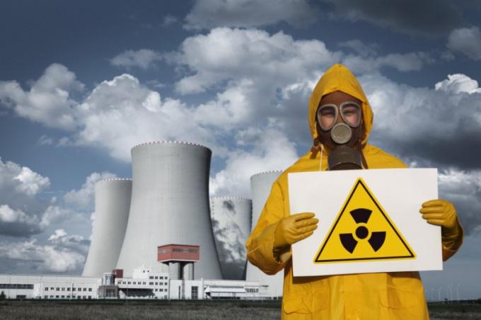 Как радиация влияет на человека