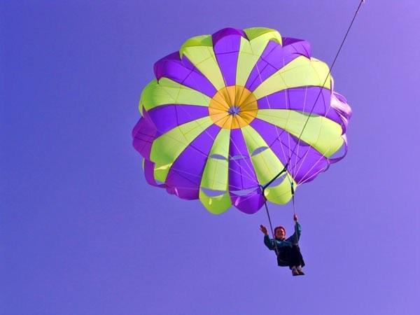 Кто сконструировал первый парашют