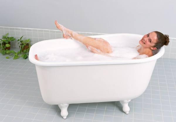 При каких заболеваниях нельзя мыться